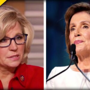 LOL! Nancy Pelosi PRAISES 'Liz Cheney' - But There's Just One Problem