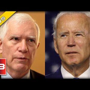 Mo Brooks Sounds OFF on Joe Biden - Smears him with BRUTAL Reality Check!
