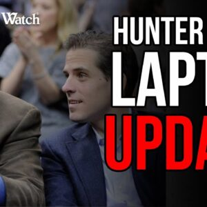 MORE Hunter Biden Laptop Emails--So Where's the Special Counsel?