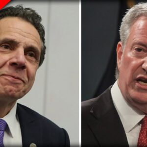FIREWORKS in NY! de Blasio & Cuomo Trade Punches after Debating when NYC Should Open