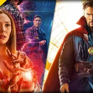 WOKE 'WandaVision' Team Caters to Feminists with Twisted Snub to Doctor Strange
