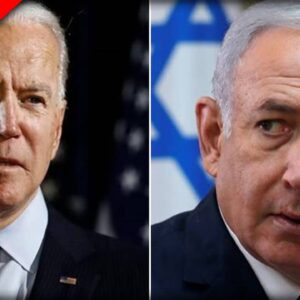 Netanyahu RESPONDS with FIRE after Biden Caves and Calls for Ceasefire