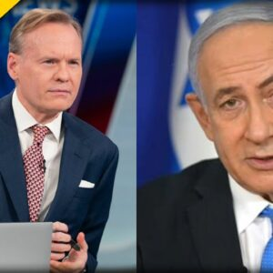 Netanyahu TORCHES CBS Host Live on the Air for Asking UNREAL Question