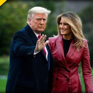 AMAZING Picture of Trump and Melania at Mar-a-Lago is Bring JOY to Everyone