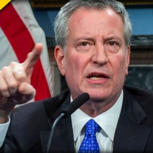 NYC Libs will FAINT after Hearing de Blasio's Newest Plan for Police