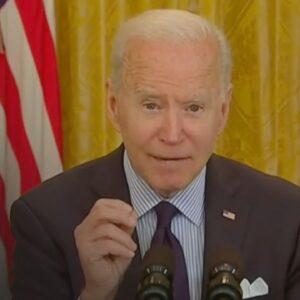Biden Tries To Explain Horrible April Jobs Report — Internet ERUPTS Over His Blunders