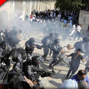 BREAKING: HUNDREDS Injured on Jerusalem Day after Riots Break Out on the Temple Mount - Lines Drawn