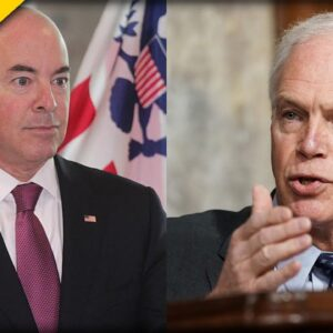Sen. Ron Johnson REFUSES Biden's DHS Secretary from Getting away with Huge Border Lie