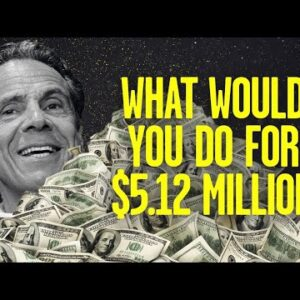 EXPOSED: Andrew Cuomo's Corruption Price Tag Is $5.12 Million (or Best Offer) | Stu Does America