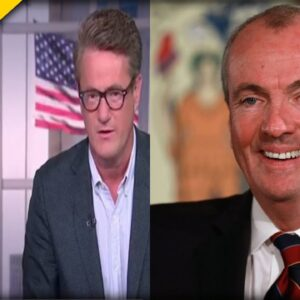 OUCH! MSNBC Anchors Have a SCORCHING Message for New Jersey Governor