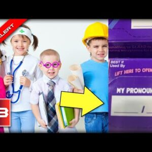 BOYCOTT: Now Your Kids Can Ponder Their Pronouns as part of a Balanced Breakfast