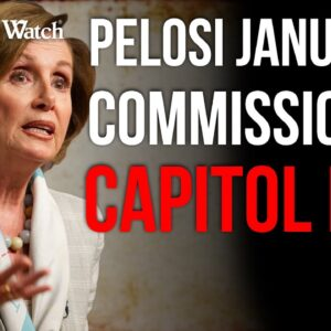Pelosi January 6 Commission is a Sham!
