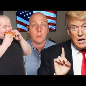 """PRESIDENT TRUMP DEMANDS: """"GET THESE FAT GUYS OFF MY DETAIL!!!"""""""