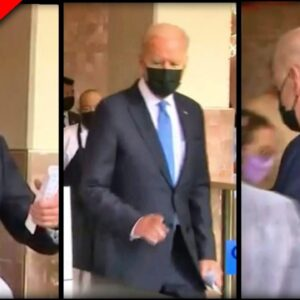 WHOOPS! Creepy Joe Slips Again At Mexican Restaurant - His Handlers Will NOT Be Pleased At All