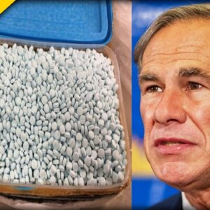 TX Gov. Abbott Reveals FRIGHTENING Numbers of the REAL Crisis Happening at the Border