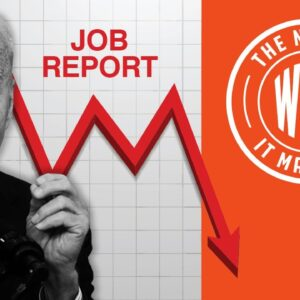 Biden Dismisses TERRIBLE Jobs Report; Says MORE $$ Will Fix It | The News & Why It Matters | Ep 775