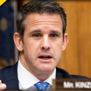 RINO Adam Kinzinger is the Next Republican that Needs to Go