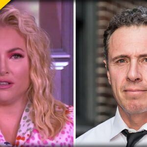 CNN's Chris Cuomo SHREDDED with only two words from the mouth of Meghan McCain