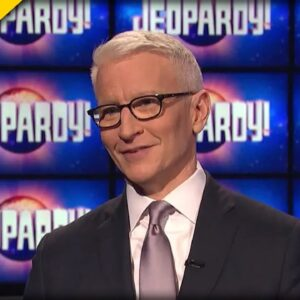 LOL! Anderson Cooper Hosts 'Jeopardy', The Ratings Say EVERYTHING You Need to Know