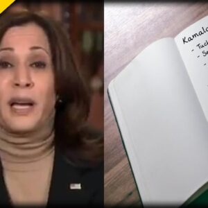 REPORT: Kamala Harris Keeps a Enemies List of Reporters Who She Doesn't Like