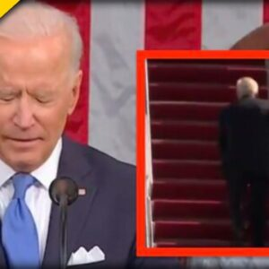 YIKES! Biden EMBARRASSED after Ratings for His Address to Congress Released