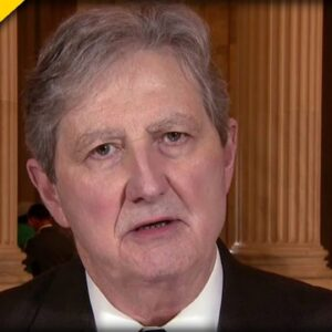 Sen. John Kennedy Goes OFF on Biden - Demands He Get to Work Right Now