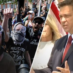 """As BLM Pushes To """"Defund the Police,"""" Ron DeSantis Announces Their Worst Nightmare"""