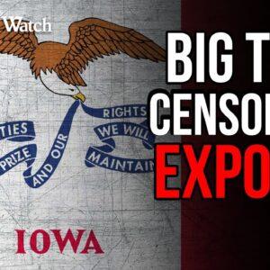 SMOKING GUNS: Government Officials Push Big Tech Censorship