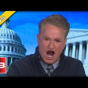 UNHINGED MSNBC Host Makes RIDICULOUS Demand For Trump Supporters LIVE on the Air