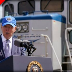 Joe Biden CAUGHT Telling Phony Amtrak Story - Here are the MANY Problems with his Story