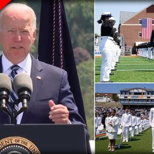 UNFORGIVABLE. Biden MOCKS our Military to Their FACES!