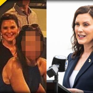 In a DESPERATE Move to Save Herself, MI Gov. Whitmer Just Sponged Away the Rule she Broke
