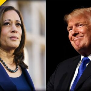 NEW Poll Reveals Who Would Win in 2024 if it Came Down to Trump v Harris