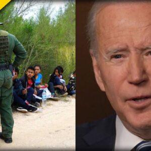 WATCH: Border Patrol Council President Slams Biden's Border Policy