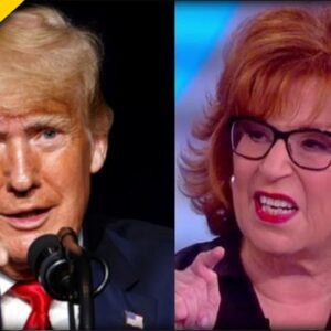 This Comment from Joy Behar about Trump should Have EVERYONE Calling for her Retirement