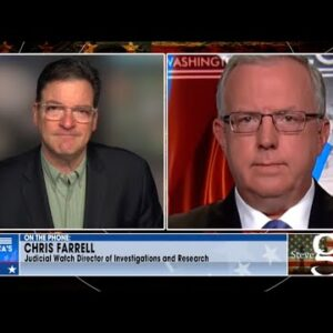 """COVID-19: Wuhan Lab in China Received """"TONS"""" of American Taxpayer Dollars!   Chris Farrell"""