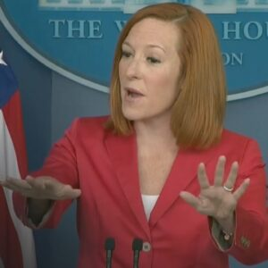Internet LAUGHS at Psaki for Trying To Argue GOP Are the Ones Defunding Police