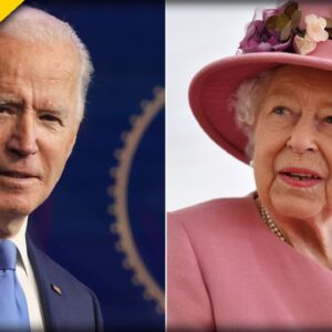 UH OH: Joe Biden INSULTS the Queen with Unbelievable Comment to Reporters