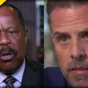 Leo Terrell Goes OFF on Hunter Biden after Breaking News Report Reveals his TRUE Character