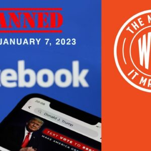 Coincidence? Facebook BANS Trump Until After Midterms | The News & Why It Matters | Ep 794