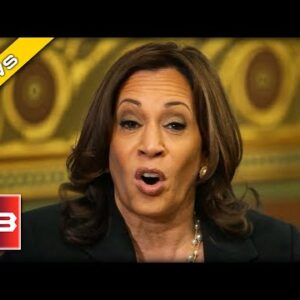 EAT MY FACE: Kamala's Latest Stunt PROVES How Narcissistic She Really Is and It's SICK