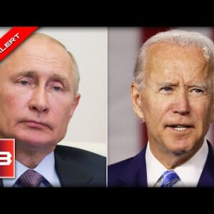 Biden Chickens Out, Cancels Press Conference with Vladimir Putin - His Reason Why is Pathetic