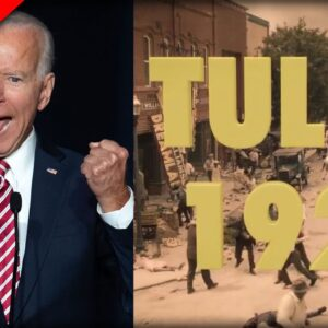 Angry Joe Biden Goes off the RAILS during Racist Rant in Oklahoma