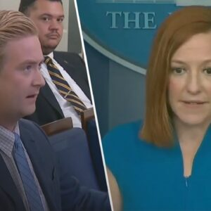 Reporter Asks if There's Any Way Fauci Could Be Fired…Psaki's Response Says It All