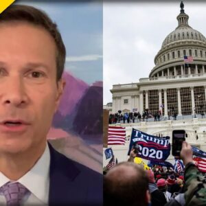 IT BEGINS: MSNBC Analyst OPENLY Calls For Arrests Of Sitting GOP Members Of Congress