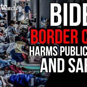 Biden Border Crisis is a Public Health Crisis