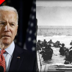Biden FAILS to Honor D-Day - What He Did Instead will Make you SICK