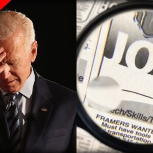 Biden Gets MORE Bad News after Everyone Sees the NEW Jobs Numbers