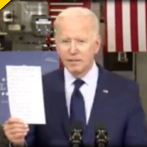 Biden PUBLICALLY Shares his Hit List of Republicans that Have EVER Wronged Him