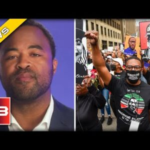 BLM Leader who QUIT Group Spills the Beans during FOX interview